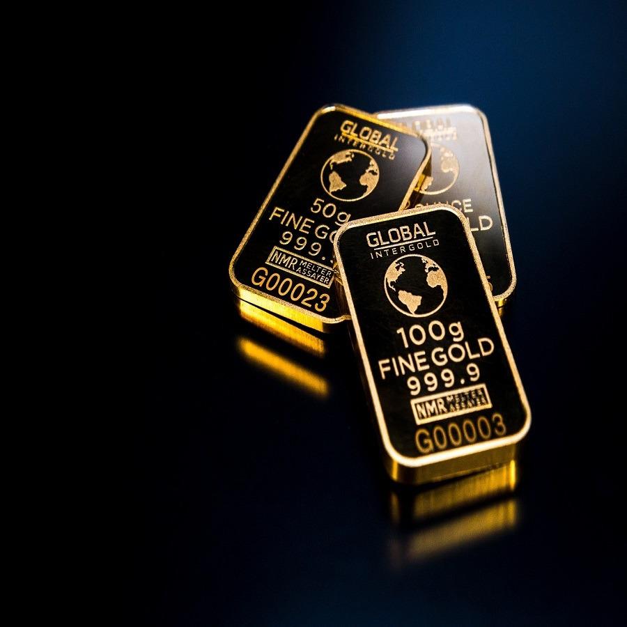 تجارت طلا