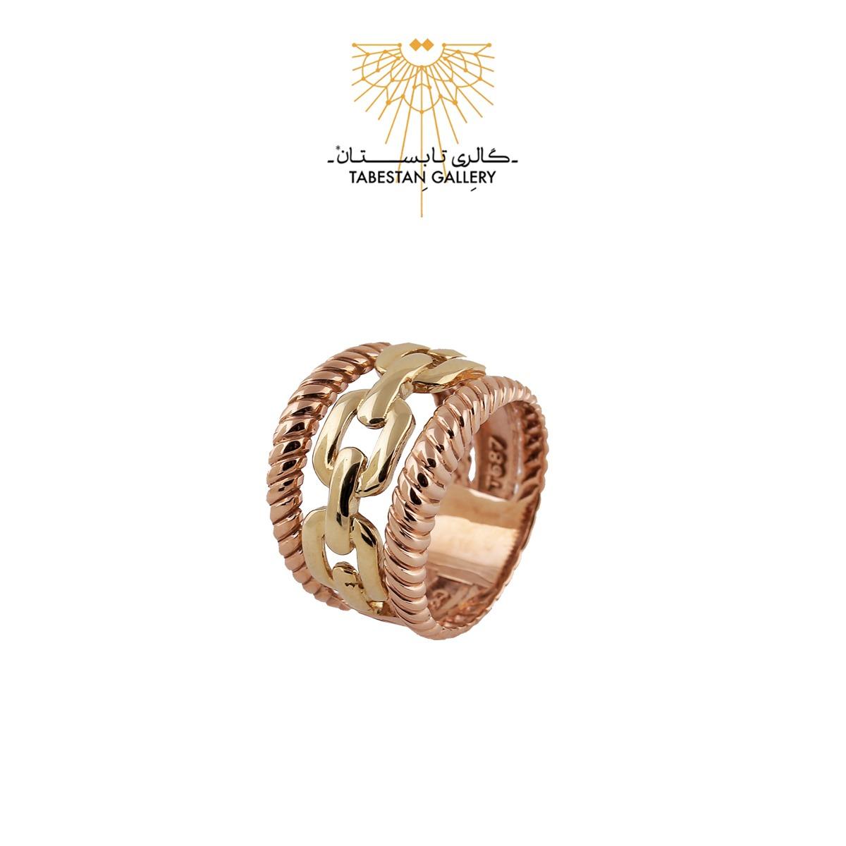 انگشتر طلا یورمن
